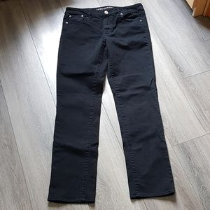 34/32 American Eagle Tall Black Jeans